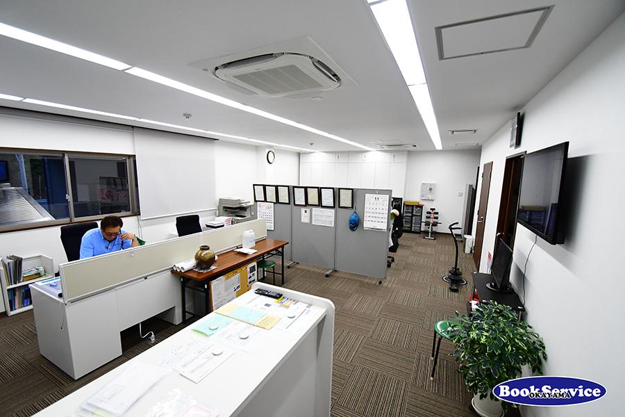 2F事務所内